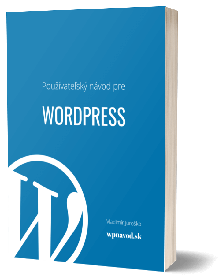 WORDPRESS NÁVOD v PDF